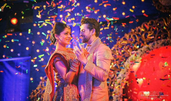 Neil Nitin Mukesh marries Rukmini Sahay in a royal style wedding, check out pictures of elaborate celebrations
