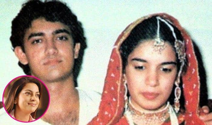 EXPOSED: Juhi Chawla spills dishy details about Aamir Khan's marriage to his first wife Reena! (watch video)
