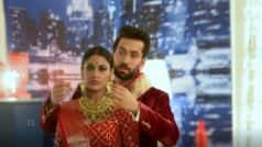 Ishqbaaz 13 March 2017 written update, preview: Shivaay introduces Anika as Mrs Shivaay Singh Oberoi to the media!