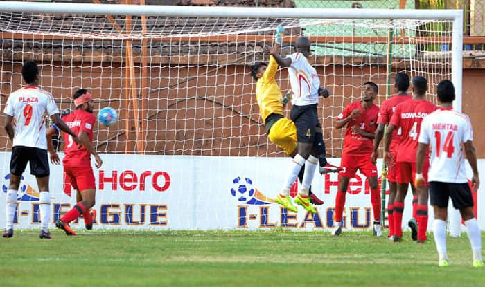 I-League: Churchill Brothers thrash DSK Shivajians, Mumbai FC hold Minerva Punjab FC