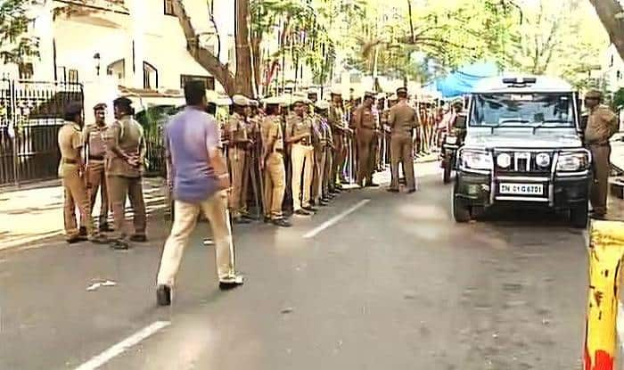Judgement Day: Security beefed in Chennai ahead of Supreme Court's judgement in DA case against Sasikala