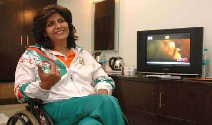 Asian Para Games 2018: Paralympian Deepa Malik Bags Bronze in Discus Throw Event, India's Medal Tally Rises to 55