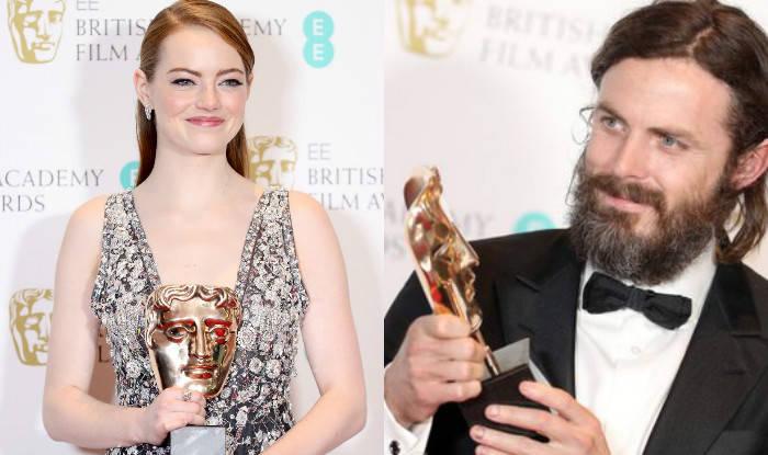 BAFTAs 2017 winners list: Emma Stone and Casey Affleck bag Best Leading Actors
