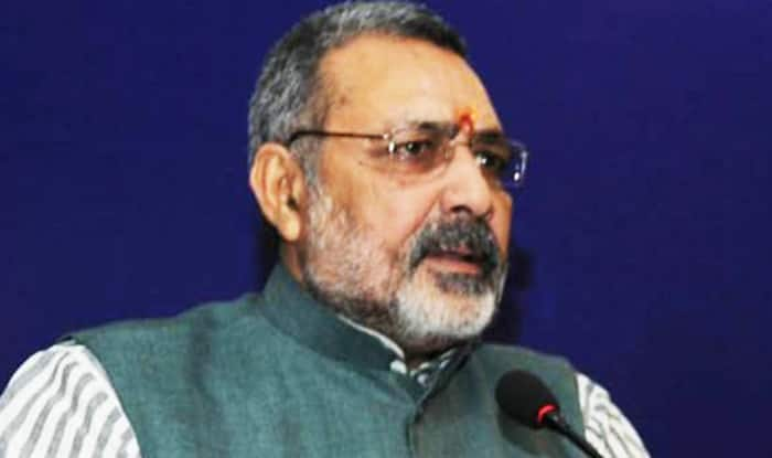 Giriraj Singh Claims Population of Hindus Has Fallen in 54 Districts in Country