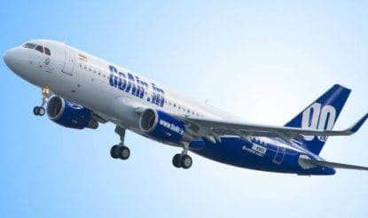 GoAir Announces Daily Flights Connecting Indore to Delhi, Ahmedabad, Bengaluru