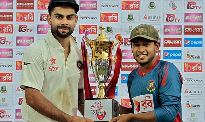 India vs Bangladesh head-to-head: Virat's men have the edge over the Bangla Tigers