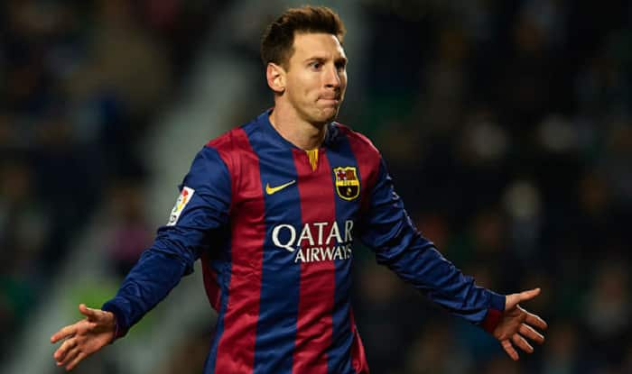 Lionel Messi's 31st Hat-trick