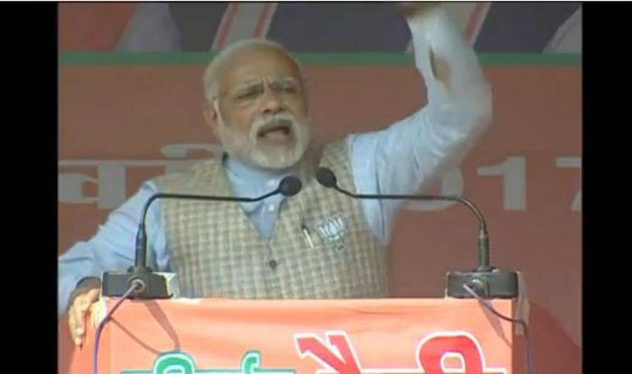 Prime Minister Narendra Modi addresses rally at Kannauj in Uttar Pradesh: Key Highlights