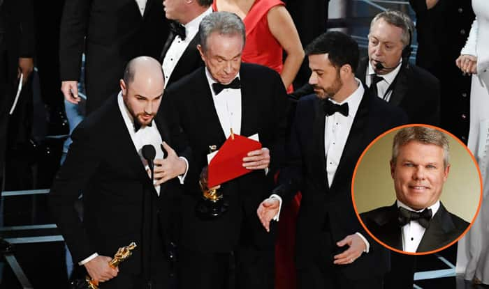 Revealed! The man behind the La La Land – Moonlight gaffe at the Oscars 2017