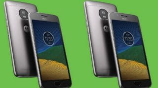 Moto G5 Plus launch in India today: Watch live stream from 12 PM