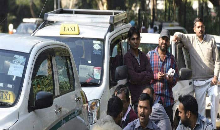 ola uber drivers strike today in mumbai