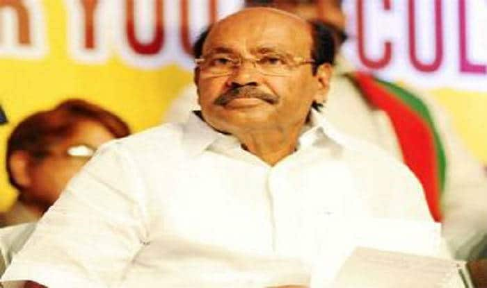 'Will Hack Those Who Dare to Ask Question': PMK Chief Ramadoss Rants Against Journalists, Faces Flak