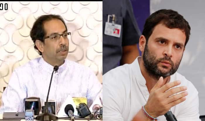 Rahul Gandhi 'Unworthy' of Becoming Prime Minister, Says Shiv Sena Chief Uddhav Thackeray