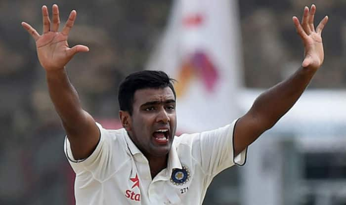 India Vs Australia 2017: R Ashwin becomes fastest Indian to reach 200 Test wickets in India