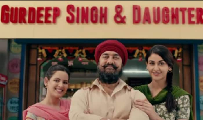 Aamir Khan empowers women again with Shoon te Shaaan! Watch Video ad for Star Plus Nayi Soch short film, Gurdeep Singh & Daughters
