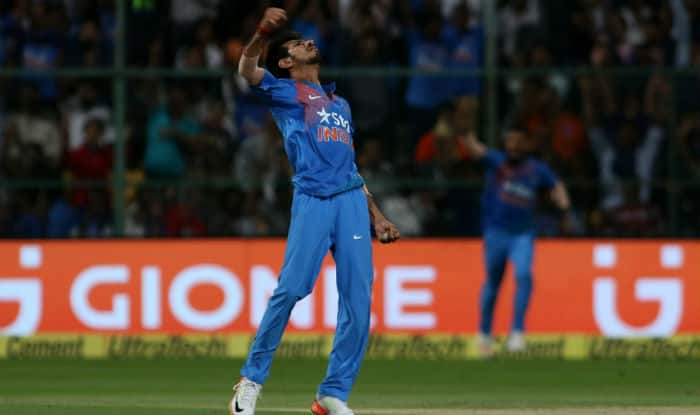 Yuzvendra Chahal makes impressive gain in rankings after 3rd T20I heroics