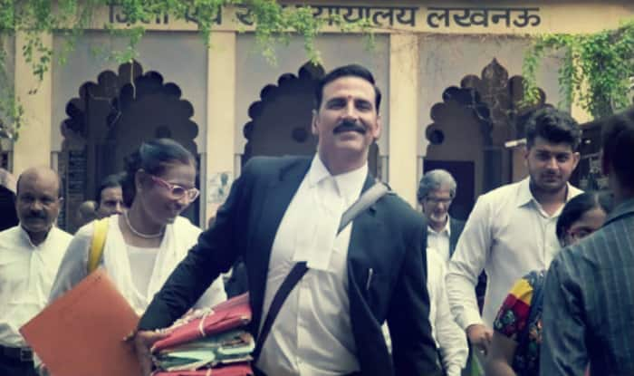 Akshay Kumar shared his favourite deleted scene from Jolly LLB 2 and it has become our favourite too