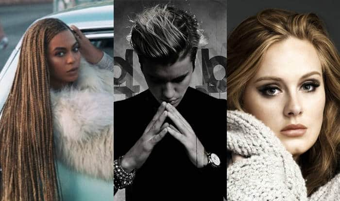Grammy Awards 2017 Nominations: Beyonce, Adele, Justin Bieber – Who will win Album of the Year?