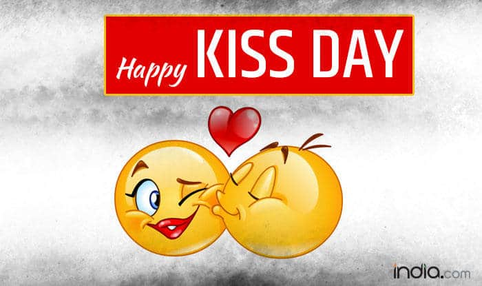 Kiss Day 2017 Wishes: Best Kiss Day SMS, WhatsApp & Facebook