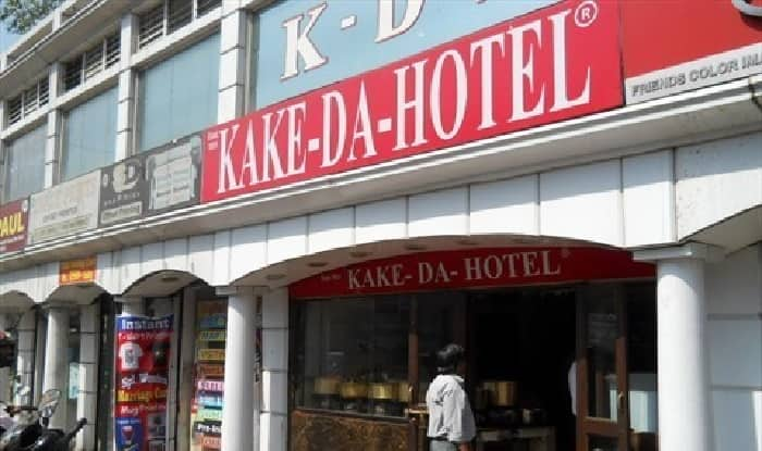 Kake Da Hotel Raided By Food Safety Department In Delhi S Connaught Place India Com