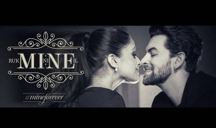 Newly wed couple Neil Nitin Mukesh and Rukmini Sahay's wedding photographs are giving us intense love goals! VIEW PICS!