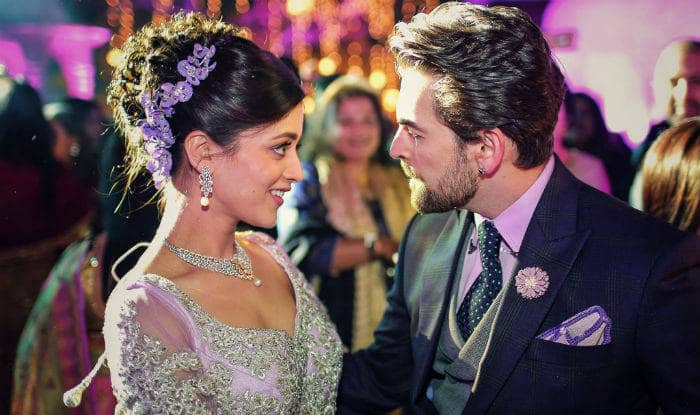 Neil Nitin Mukesh and Rukmini Sahay's destination wedding pictures are dreamy as a fairytale
