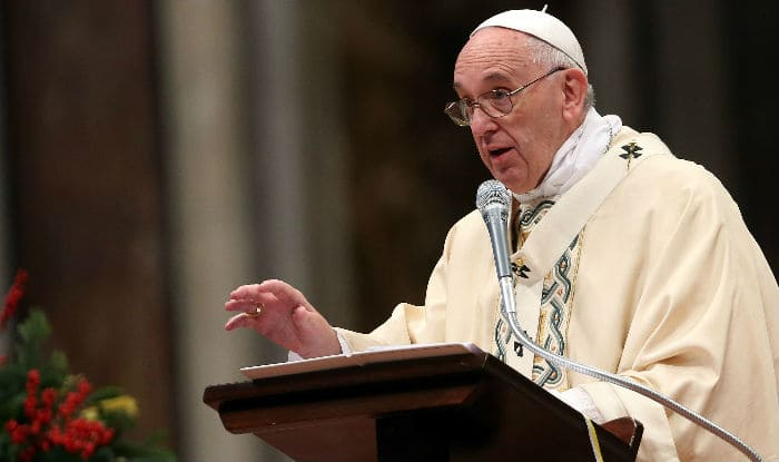 Pope Francis Acknowledges Abuse of Nuns at Hands of Catholic Priests And Bishops For First Time