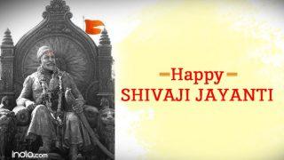 Shivaji Jayanti 2020 Wishes: Best Marathi Quotes, SMS, Facebook Status & WhatsApp GIF image Messages to send Chhatrapati Shivaji Maharaj Jayanti greetings!