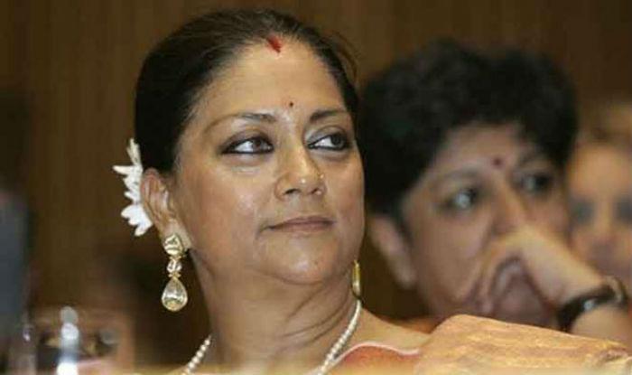 Vasundhara Raje Thanks Rajasthan Voters, as She Praises BJP Leadership