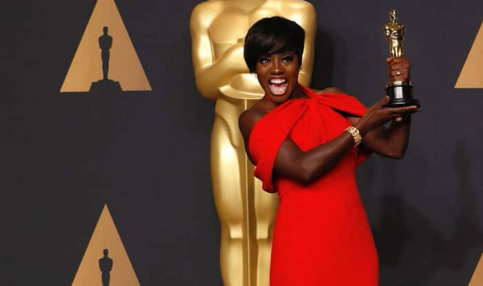Viola Davis just became the first Black woman to win an Oscar, Emmy and a Tony Award