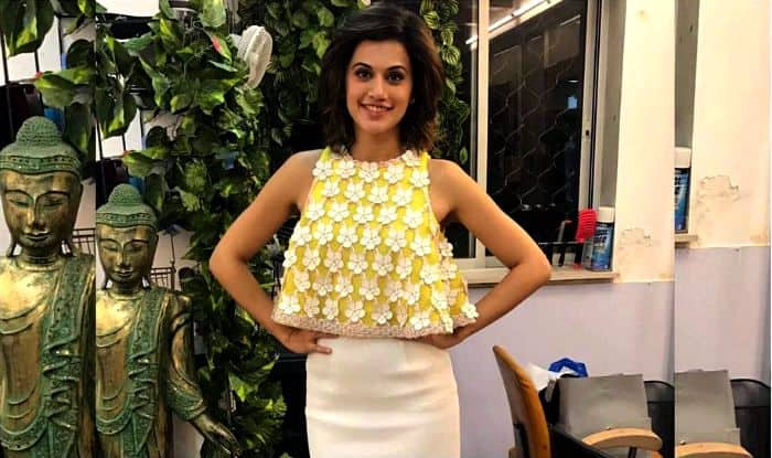 Taapsee Pannu Begins Filming Badla, says it's going to be a riveting thriller