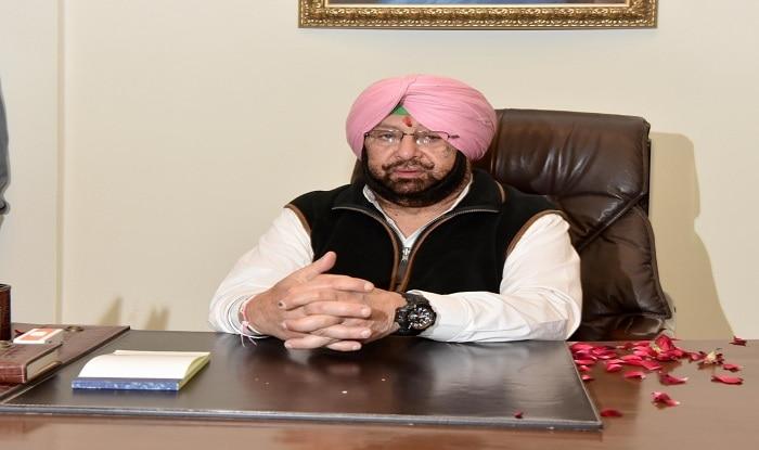 Punjab Chief Minister Captain Amarinder Singh Orders