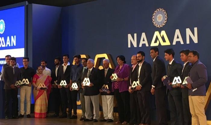 BCCI Awards Night: Virat Kohli, R Ashwin sweep top honours