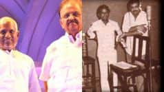 Ilaiyaraaja sues SP Balasubrahmanyam, BANS him from singing his songs in future