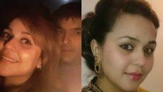 Kapil Sharma's rumoured ex Preeti Simoes, Raj Nayak, among other celebs congratulate him on his engagement with Ginni Chatrath