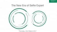 Oppo to launch Oppo F3 and Oppo F3 Plus with dual Selfie-camera in India on March 23rd