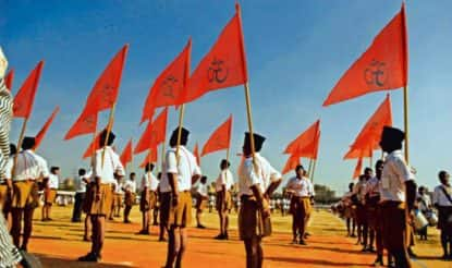 Nagpur University Introduces RSS Role in 'Nation-building', Its History in Varsity's Syllabus