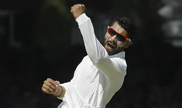 Ravindra Jadeja Moves Up To Third Spot In ICC Test Rankings For Bowlers