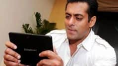 Salman Khan to launch his own BeingSmart phone brand in India, manufacture Android phones less than 20k
