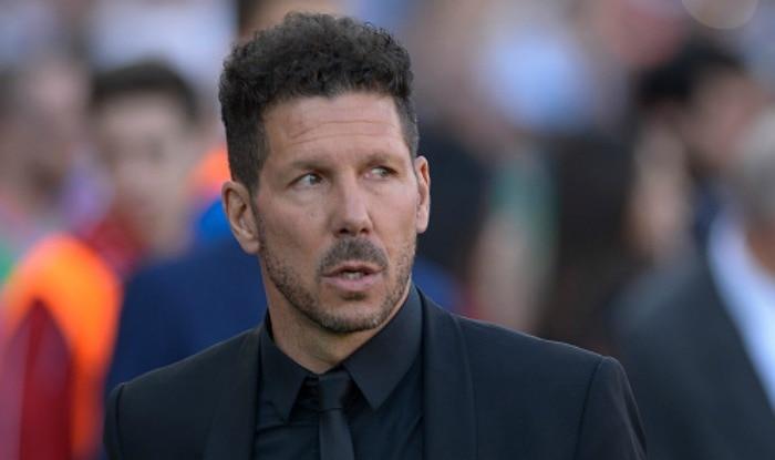 Diego Simeone still raw over Champions League defeat