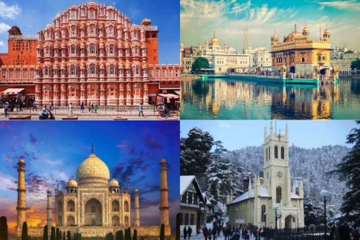 Top 10 Most Famous Tourist Places In India