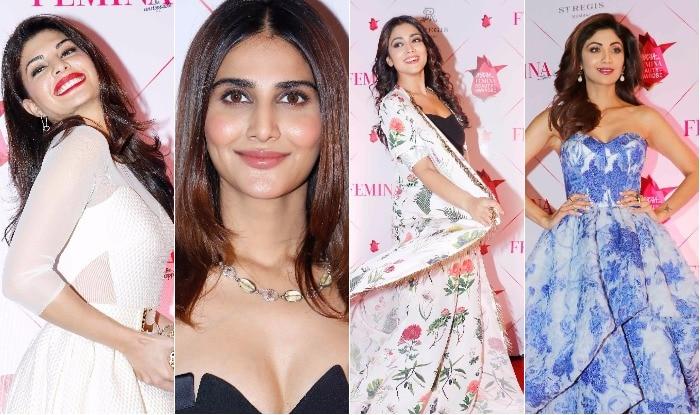 Femina Beauty Awards 2017: Jacqueline Fernandez, Vaani Kapoor, Shilpa Shetty Kundra ooze oomph on the red carpet!