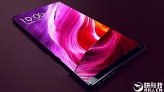 Xiaomi Mi Mix 2 leaks, to come with dual camera and ceramic body