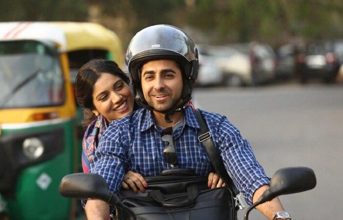 Shubh Mangal Savdhan: Ayushmann Khurrana takes Bhumi Pednekar on a ROMANTIC ride