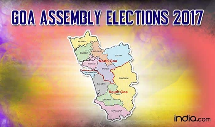 Map Of Canada 2017 Election Results.Goa Assembly Election Results 2017 How To Check Constituency Wise