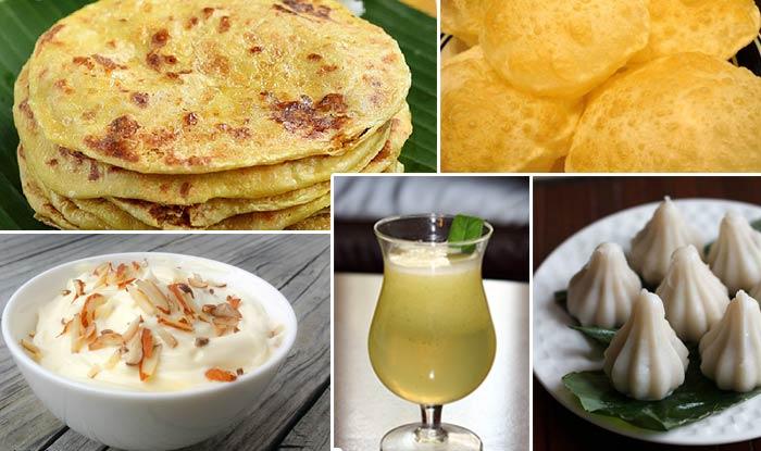 Gudi Padwa Recipes: Puran Poli, Puri, Shrikhand Top 10 traditional delicacies to munch on