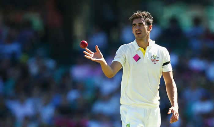 Ashes 2017: Mitchell Starc Optimistic About 'Johnson Like' Performance