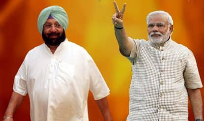 Assembly election results 2017: BJP stuns with historic win in UP, Uttarakhand, claims victory in hung Manipur, Goa; Captain captures Punjab
