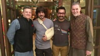Shah Rukh Khan, Aamir Khan and Netflix CEO Reed Hastings enjoys 'Khantastic' Saturday night