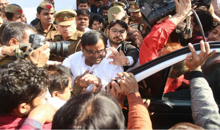 Gang-Rape Victim Withdraws Her Statement Against Former SP Minister Gayatri Prajapati